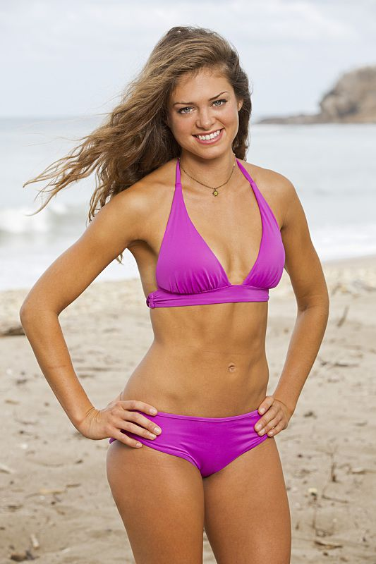Hali Ford on Survivor