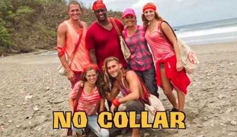 Survivor 2015 - No Collar Tribe on Worlds Apart