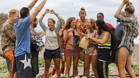 Survivor 2015 tribe merges