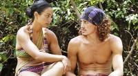 Shirin Oskooi & Joe Anglim plot on Survivor 2015