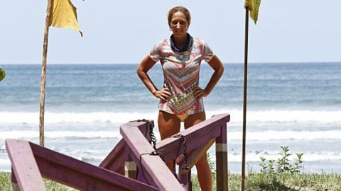 Carolyn Rivera faces another Survivor challenge