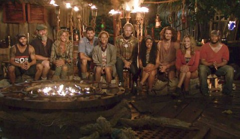 Survivor 2015 - Tribal Council
