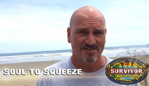John Kirhoffer introduces Survivor Immunity Challenge