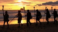 Survivor 2015 castaways head to Tribal Council