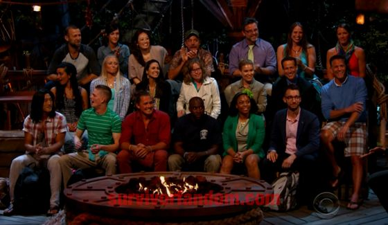 Survivor 2015 Cast Of Second Chance Photo Gallery On