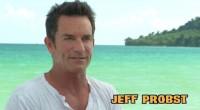 Jeff Probst hosts Survivor Cambodia cast intro