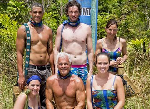 Chan Loh tribe on Survivor 2016
