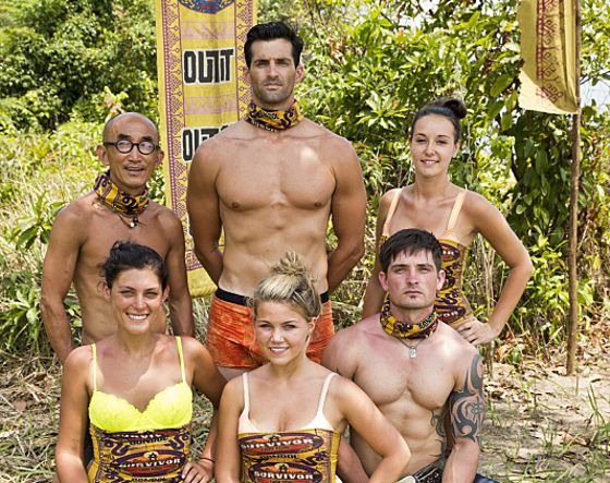 Survivor 2016 Cast Gondol Beauty Meet The Tribe On