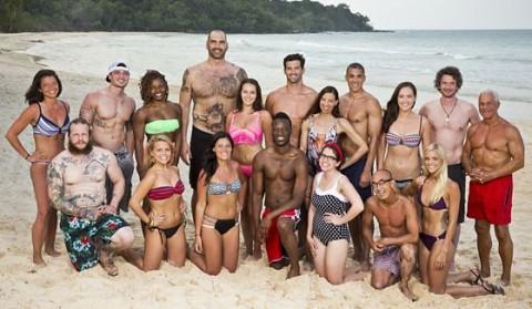 Survivor 2016 cast on Kaoh Rong's Brains vs Beauty vs Brawn