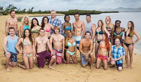 Survivor 2016 Season 33 Cast