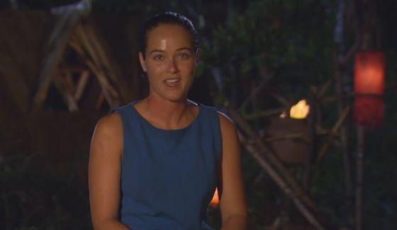 """Elisabeth Markham gives her """"Confessional"""" interview on Survivor"""