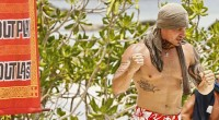Caleb Reynolds on Survivor Kaoh Rong