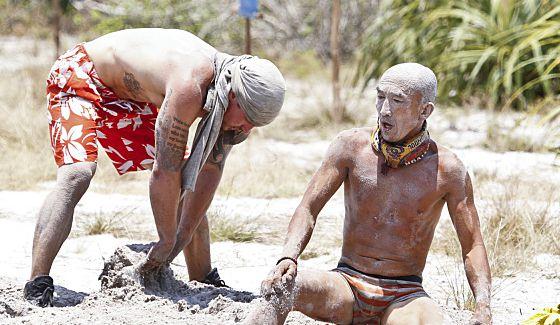 Caleb & Tai struggle on Survivor Kaoh Rong in Week 4