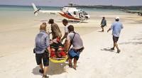 Survivor 2016 medical emergency requires chopper evacuation