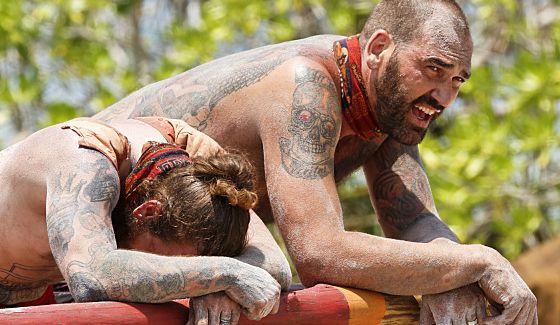 Scot Pollard on Survivor 2016 episode 4
