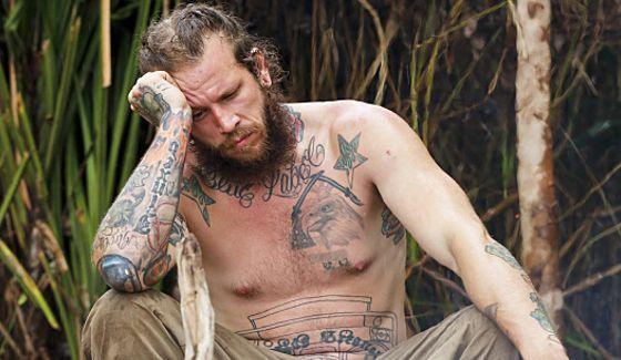 Kyle Jason on Survivor 2016 Kaoh Rong
