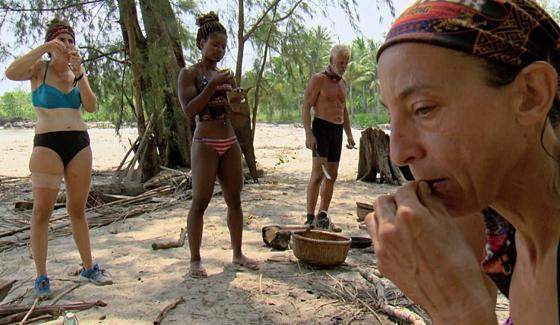 Debbie Wanner on Survivor 2016