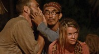 Scot & Tai share a special moment at Tribal Council