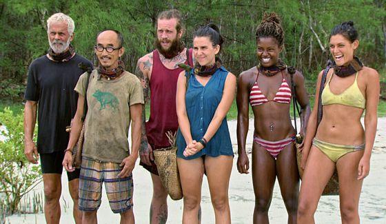 Kaoh Rong's Dara Tribe on Survivor 2016