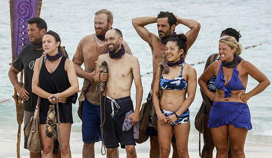 Gen-X tribe on Survivor 2016 Season 33