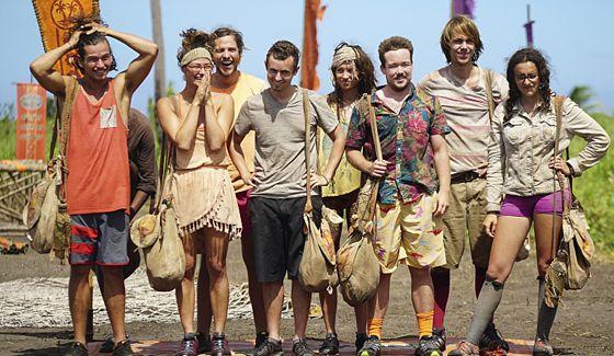 Millennial Tribe on Survivor 2016