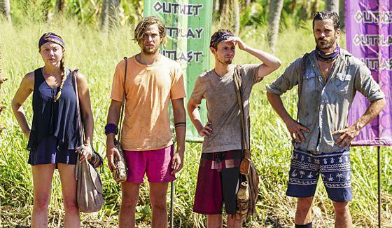 Takali tribe on Survivor 2016