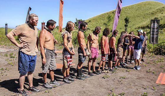 Castaways draw for captains on Survivor 2016