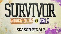 Survivor 2016 Finale: Millennials Vs Gen-X