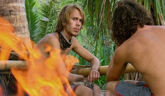 Will and Jay on Survivor 2016