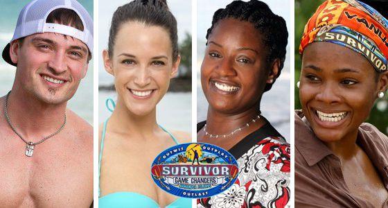 Survivor 2017 castaways - group 01