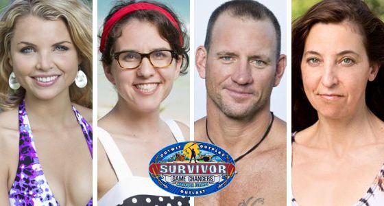 Survivor 2017 castaways - group 03