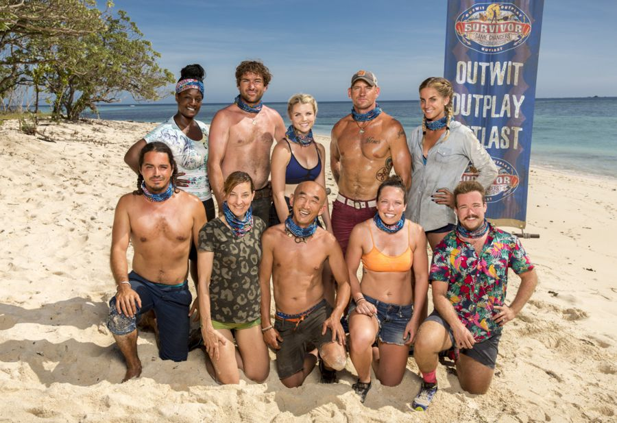 Nuku tribe on Survivor 2017
