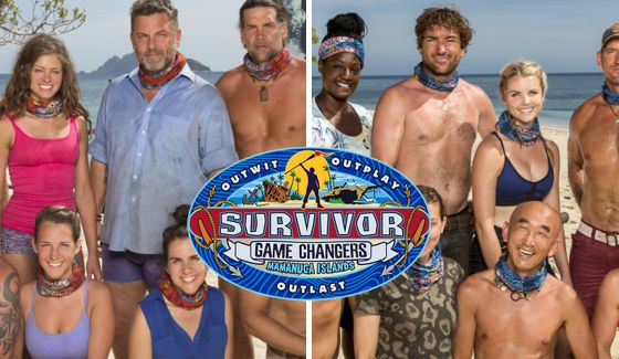 Survivor 2017 S34 Tribes: Mana Vs Nuku