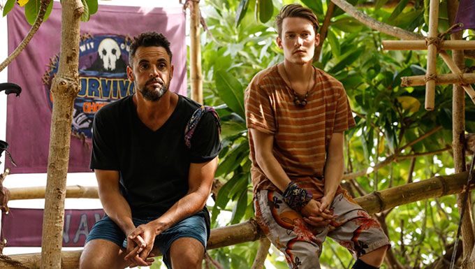 Who Is Left Survivor 2018 Ghost Island Week 07 On